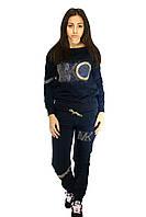 Спортивный костюм Oscar Fur  СК-5-1 темно-синий, фото 1
