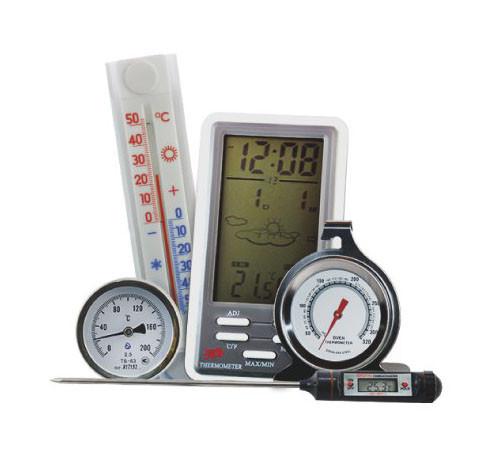 Термометры. Гигрометры. Барометры. Ареометры