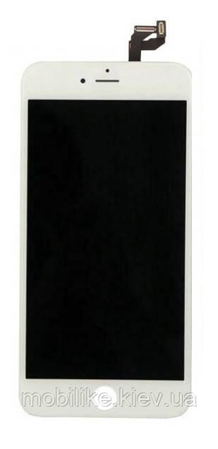Дисплей с сенсорным экраном iPhone 6S Plus белый - Моби Лайк - интернет магазин запчастей для мобильных телефонов и планшетов                  в Киеве