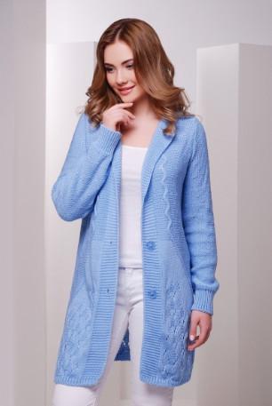 Подобные товары-11 Красивой женской кофты кардигана Данна