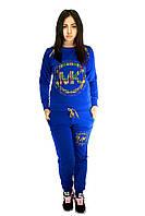 Спортивный костюм Oscar Fur СК-1-1 ярко-синий, фото 1