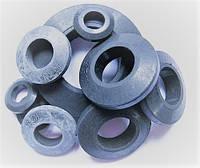 Кольца амортизирующие для валов роликового конвеера.