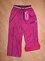 Распродажа!!! Детские теплые штаны на девочку Linger (Турция), фото 1
