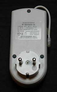 Terneo RZ — розетковий терморегулятор, фото3