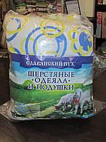 "Одеяло ""Телец-М"" 200*220 п/к+фл"