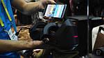 Ботинки Taclim с тактильной отдачей для виртуальной реальности от компании Cerevo[CES 2017]