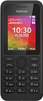 Мобільний телефон Nokia 130 Dual SIM Black (A00021150) RM-1035