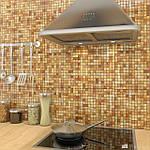 Мраморная мозаика для пола и стен: советы по выбору