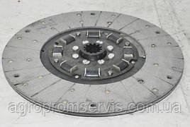 Диск зчеплення (з гумовими демпфери) аналог 85-1601130