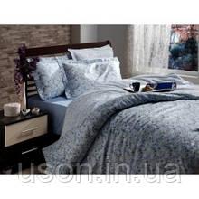 Комплект постельного белья Storway  сатин евро размер calanthe-v2