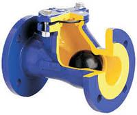 Клапан обратный шаровый Zetkama арт 400 Ду 65