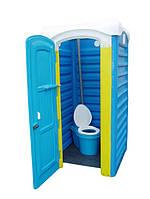 Туалет-кабина Дачная Укомплектованная