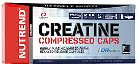 Nutrend Creatine 120 caps