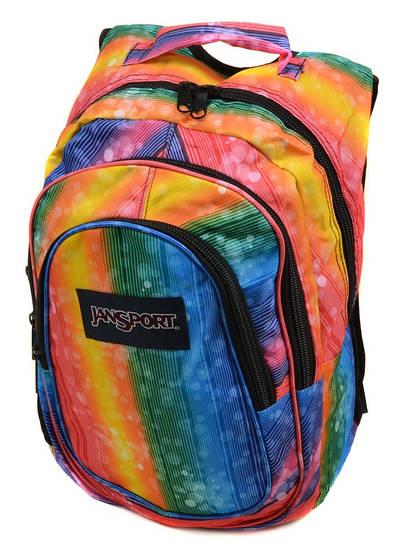 Школьный рюкзак для девочек Радуга