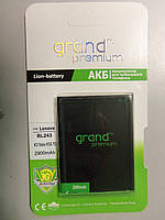 Аккумулятор Lenovo BL243 2900 mAh GRAND Premium  ( K3 Note K50-T5), фото 1
