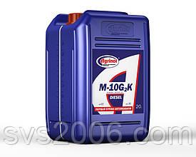 Масло моторне М-10Г2к (в каністрах 20 л )