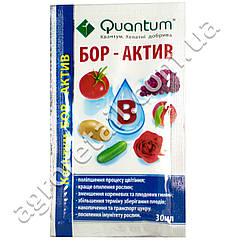 Удобрение Quantum Бор-Актив 30 мл
