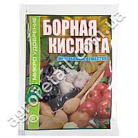 Зеленая аптека садовода Борная кислота 20 г