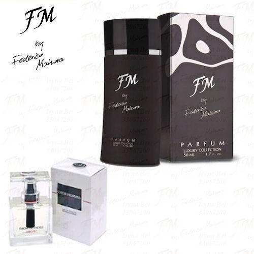 Fm 300 Pure Royal мужские духи аромат Christian Dior Homme Sport