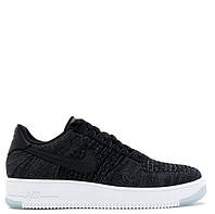 Женские кроссовки Nike Air Force 1 Ultra Flyknit Low Black