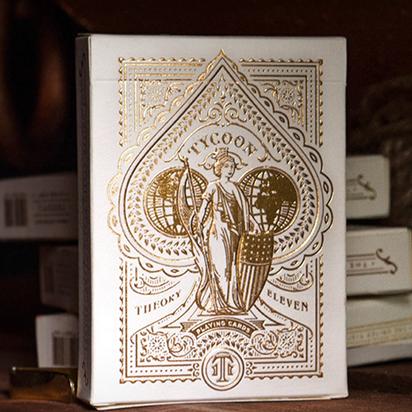 Карты игральные | Tycoon Playing Cards (Ivory)