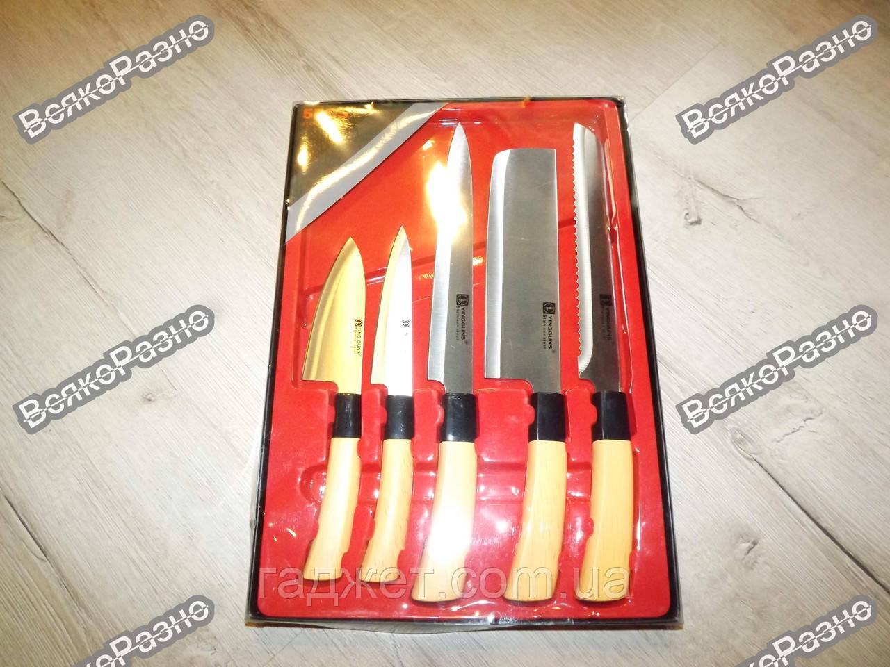 Набор ножей.