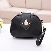 Черная Женская Классическая сумочка с двумя ручками, есть ремень через плечо