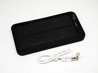 Power Bank Solar Charger 5000 mAh. Солнечное зарядное устройство.