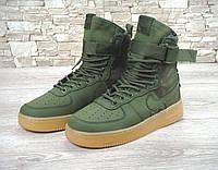 Зимние мужские кроссовки Nike Special Field SF Air Force Green