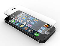 Защитное закаленное стекло для iPhone 4, 4s, 5, 5c, 5s, SE, 6, 6s, 6+, 6 plus, 7 (бронестекло айфон)