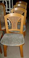 Комплект деревянных стульев б/у из Европы, 4 шт