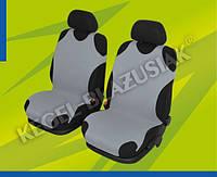 Майки сидения передние Kegel (Koszulki) серые закрытые х/б