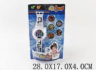 "Часы ""Йо Кай Вотч"" Yo-Kai Watch TD1003-A4"
