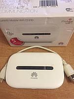 3G wi-fi роутер Huawei E5330 (способен раздавать интернет с другого wi-fi)