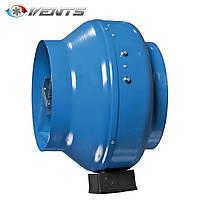Вентс ВКМ 125 (Vents VKM 125) центробежный канальный вентилятор для круглых воздуховодов