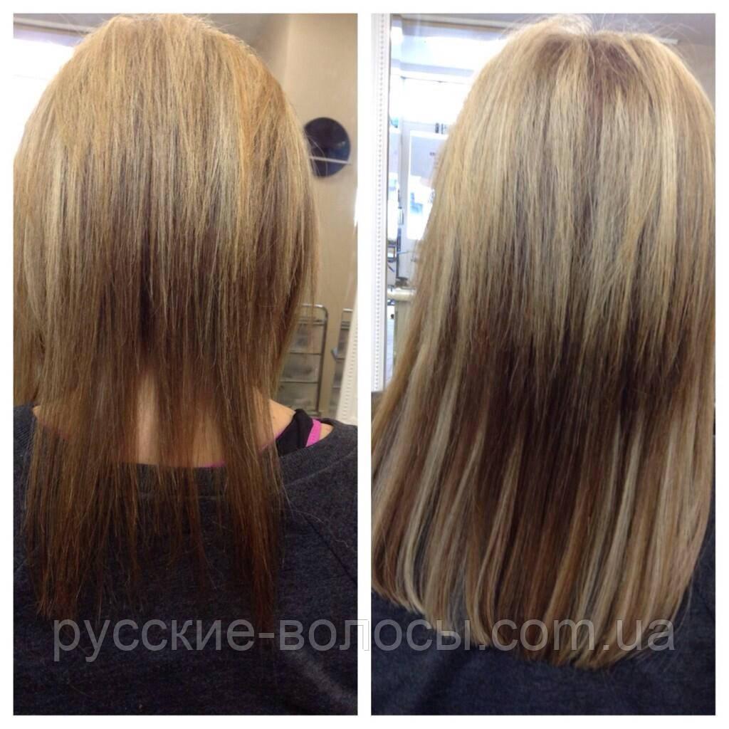 Нарастить волосы 30 см