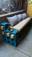 Подушки для мебели из поддона  48