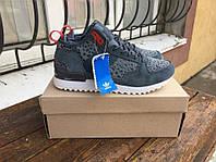Зимние мужские кроссовки Adidas Originals Military Trail Runner Grey