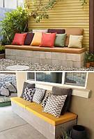 Подушки спинки и сидения для мебели из поддона  53