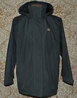 Очень плотная штормовая куртка Trespass. Ветро-влагозащита (M) б\у