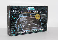 Телевизионная игровая приставка с встроенными играми Sega Mega Nan II
