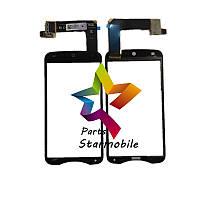 Сенсор (Тачскрин) для мобильного телефона Acer S520 liquid S2, черный, Original