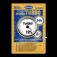 Спиртовые дрожжи Turbo Yeast Grom 24ч., BIOWIN