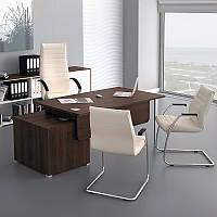 Стол письменный МК 103 W 200х90х75h