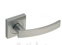 Дверная ручка Gamet Titan кварцованый никель