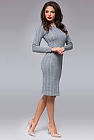 Женское платье-карандаш с рукавом АИ 88512/1