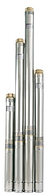 Погружной скважинный (глубинный насос) «Насосы + Оборудование» 75 SWS 1,2–110–1,1 + муфта