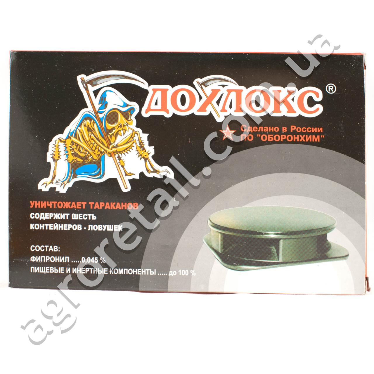 Ловушка для тараканов и муравьев Дохлокс 6 дисков