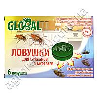 Глобал-Агротрейд Global Ловушка 6 дисков