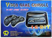 Sega mini mega draiv телевизионная игровая приставка сега с встроенными 6 играми
